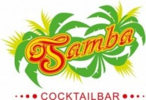 Samba Cocktailbar Logo